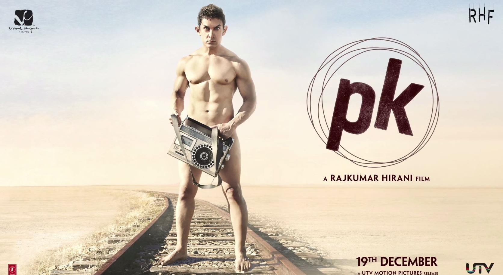 ПиКей (PK) - отличная индийская комедия - Дмитрий Науменко